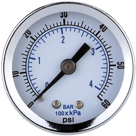 Manometre hydraulique manometre 0-60 PSI TS-Z51