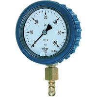 Manomètre inspecteur 0/60mbar Protection antichoc intégrée et raccord à tétine inclus Réf. 1011185 EUROJAUGE