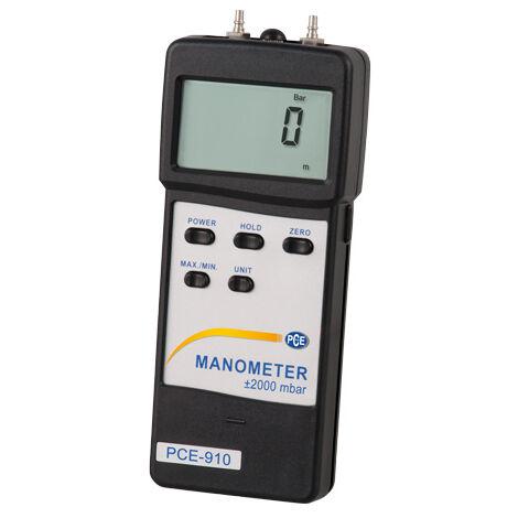 Manomètre PCE-910