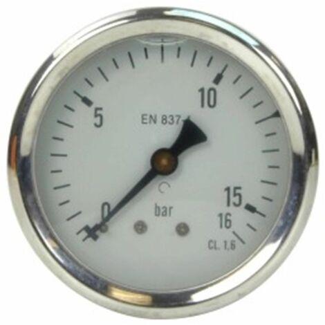 Manometre pression d'eau