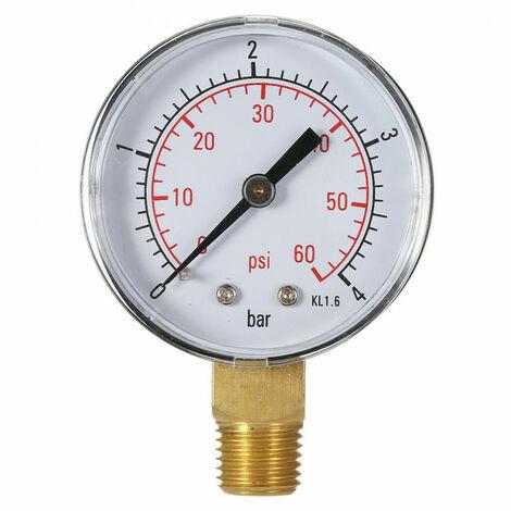 """main image of """"Manómetro 0 - 10 Bar 1/8"""" Waterfilter"""""""