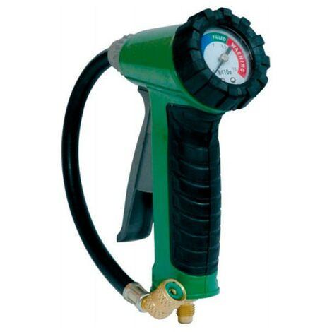 Manómetro con empuñadura climatest R410A