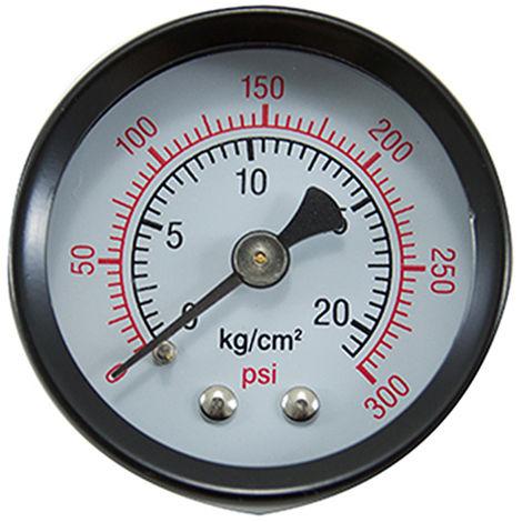 Manómetro de presión para equipo de osmosis inversa