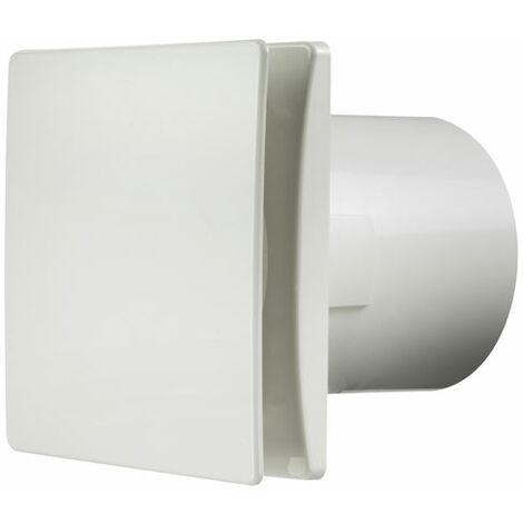 Manrose 100mm (4inch.) Bathroom Extractror Fan - DECO100SW