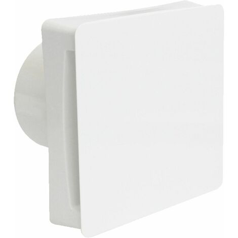 Manrose 100mm Quiet Concealed Fan with Timer - CQF100T