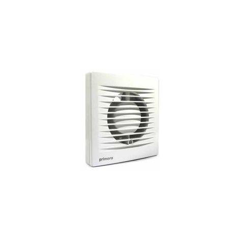 Manrose FF100T Primero 4 inch Standard Fan with Timer (FF100T)