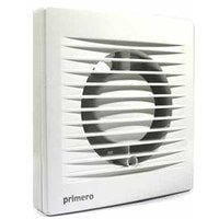 """Manrose Primero FF100T 4"""" Extractor Fan With Timer"""
