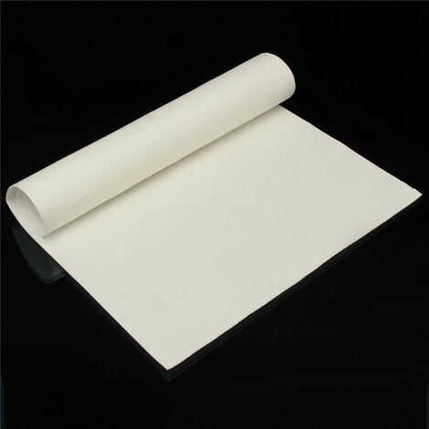 Manta aislante de papel de fibra cerámica para estufas / insertos de leña