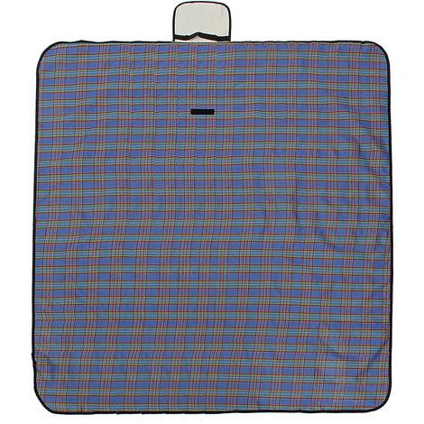 Manta de picnic al aire libre impermeable extra grande 150 * 150 cm manta de viaje para mascotas Hasaki