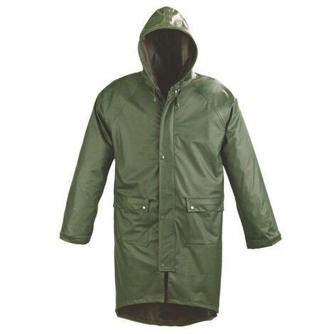 Manteau de pluie Coverguard imperméable Vert