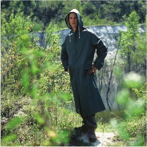 Manteau de pluie pvc xxl