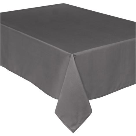 Mantel Anti Manchas Gris 240X140Cm - NEOFERR