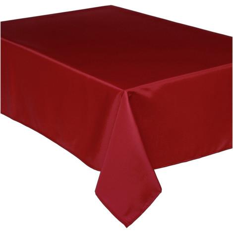 Mantel Anti Manchas Rojo 240X140Cm - NEOFERR