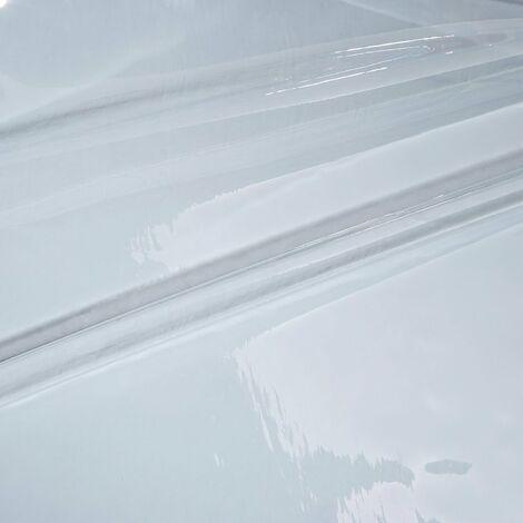 Mantel Hule Rollo Transparente 140 cm. x 20 metros