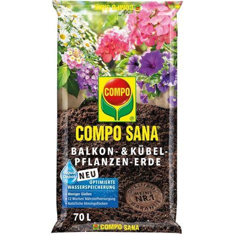 Mantillo balcón 70L COMPO SANA (por 39)
