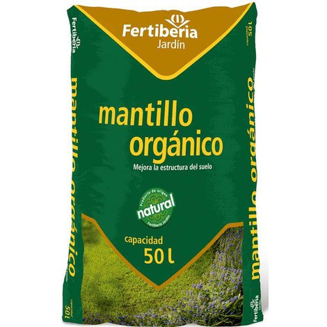 Mantillo Orgánico Fertiberia 50 L
