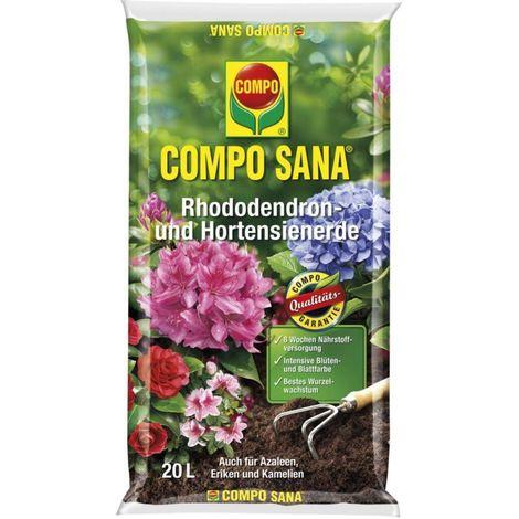 Mantillo rododendro 20L COMPO SANA (por 45)
