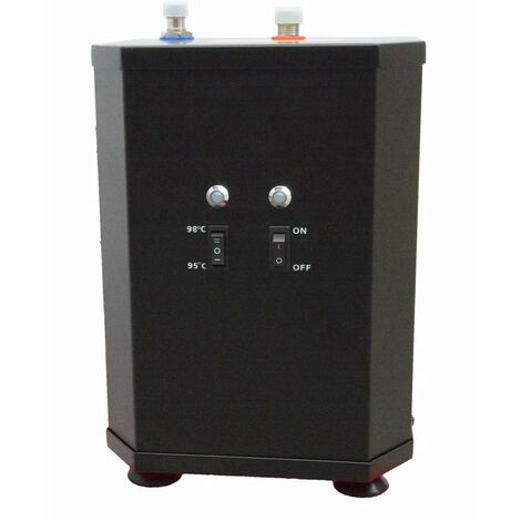 Manual 2.4L Instant Heated Hot Water Tank 1.5kw for Boiling Hot Water Taps