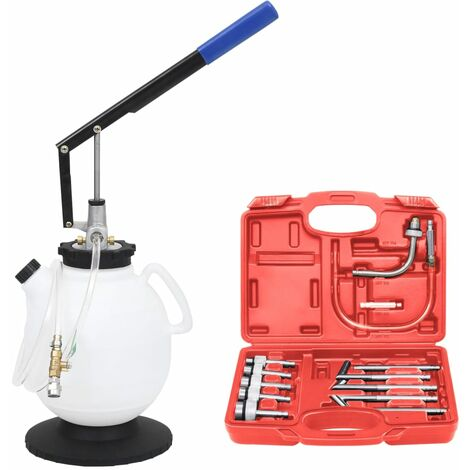 Manual Automatic Transmission Fluid Filler with Tool Set 7.5 L