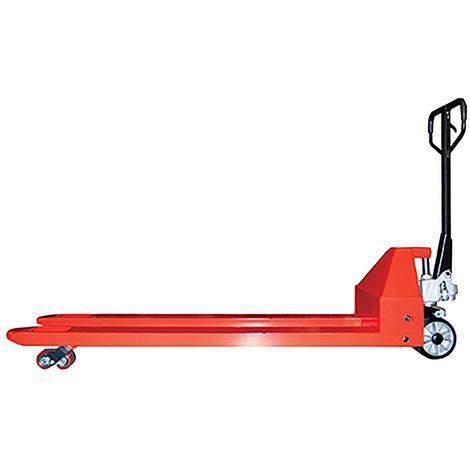 Manual pallet truck - 2 000 mm - 3 500 Kg