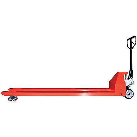 Manual pallet truck - 2 500 mm - 3 500 Kg
