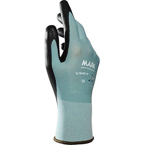 MAPA Professional ULTRANE-548-GR-9 Lot de 2 gants de protection