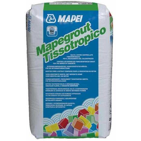 Mapegrout Tissotropico Mapei malta per risananmento calcestruzzo 25 Kg