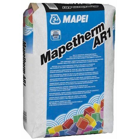 Mapetherm AR1 Mapei Malta cementizia per pannelli termoisolanti 25Kg