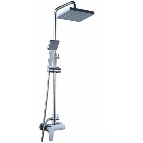 MAPLE Kit de ducha con grifería Monomando