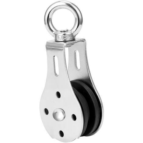 Maquina de bricolaje con cable de polea, Sistema de fijacion, Multicolor, 2M,B