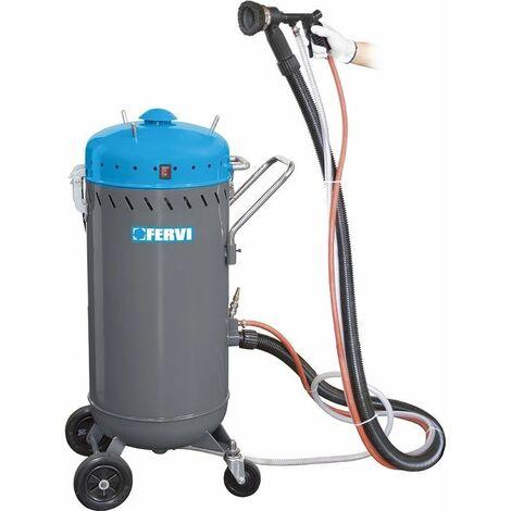 Máquina de chorro de arena con aspirador FERVI 0462