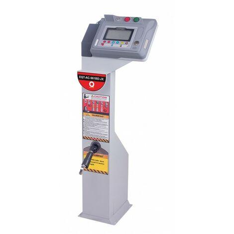 Máquina de inflado de neumáticos automática