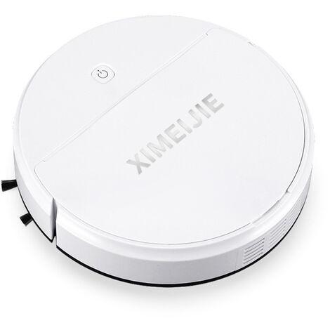 Maquina de limpieza del hogar inteligente de escaneo robot aspiradora de pisos XM30, blanco