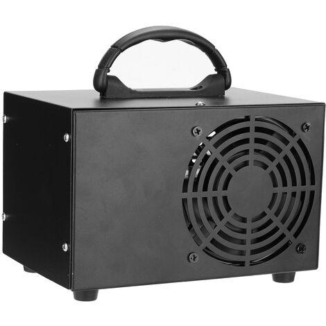 Maquina de ozono generador, filtro de aire purificador, con el tipo de temporizador, 15 g / h