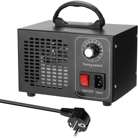 Maquina de ozono generador, filtro de aire purificador, con el tipo de temporizador, 28 g / h
