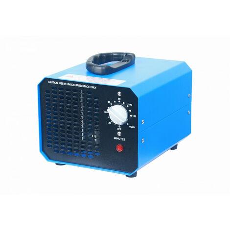 Máquina de Ozono Germicida para Desinfección con Temporizador 10g/h .100 W - 100 W
