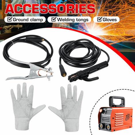 Máquina de soldadura eléctrica 220V 120A 4000W Soldadores domésticos automáticos profesionales (tipo C (piezas))
