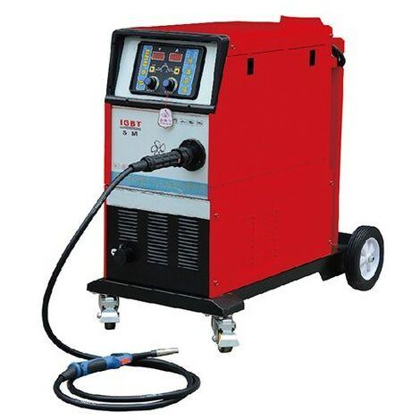 Máquina de soldadura MIG 12 KVA