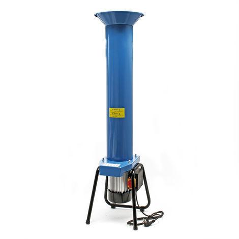 Máquina trituradora de fruta Molino triturador frutas hueso Acero 1100W 1,5CV 2800rpm 1000kg/h