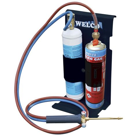 máquinas de soldadura autógena Welco Bi-Gas