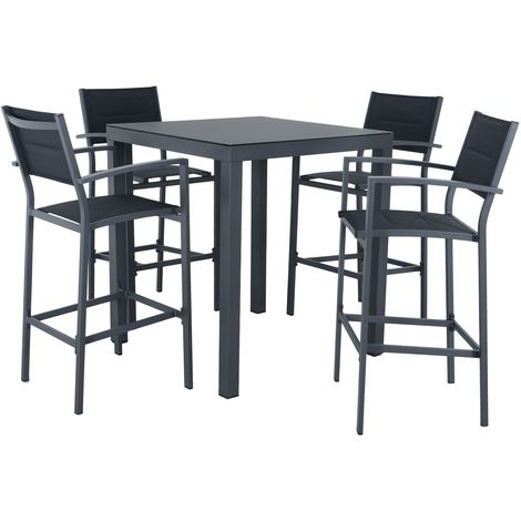 Marbella 5pc Bar Set