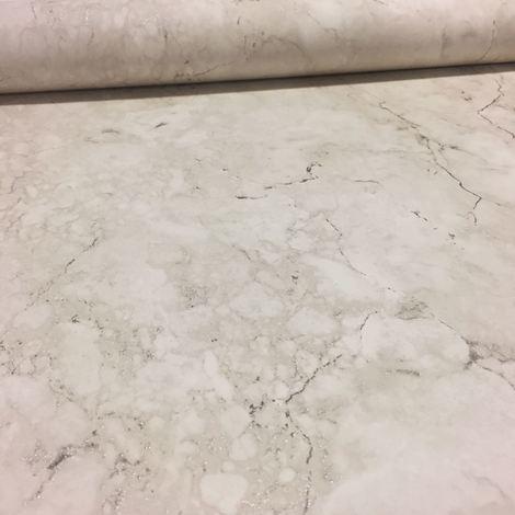 Marble Effect Wallpaper Glitter Sparkle Luxury Granite Vinyl 2 Colours Debona