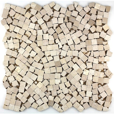 Marble mosaic marble tile syg-mp-lul-bei
