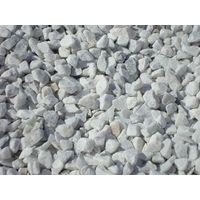 Marbre blanc/gris des Pyrénées 8/16 150 kg