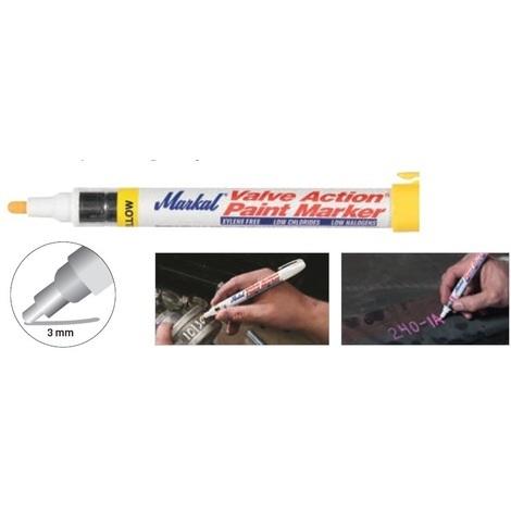 Marcador de pintura líquida indeleble (12 unidades)