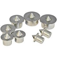 Marcadores para espigas, 8 pzas 6 - 12 mm