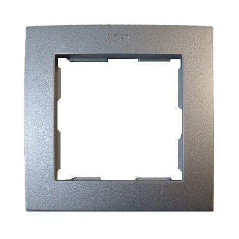 Marco 1 elemento aluminio Simon 28 28610-33