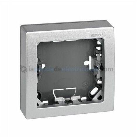 Marco 1 elemento aluminio Simon 73 LOFT 73610-63