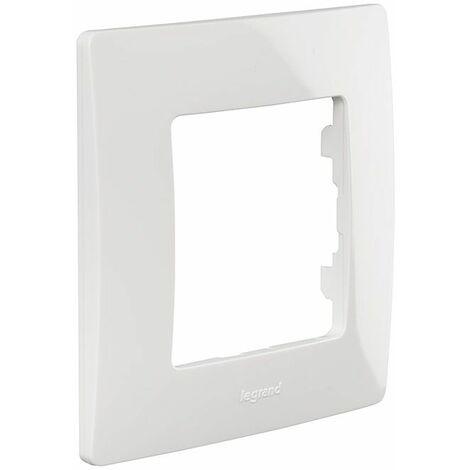 Marco 1 Elemento Blanco Legrand Niloe 665001