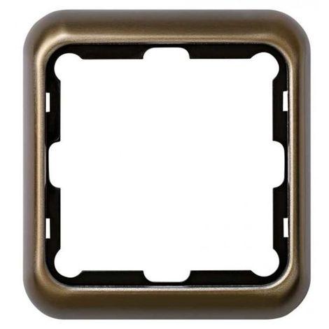 Marco 1 elemento bronce Simon 75 75610-36